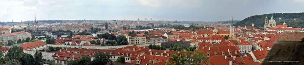 "Praga. Foto di <a href=""http://www.flickr.com/photos/stanil/"" target=""_blank"">Stanil Dobrev</a>, licenza Creative Commons"