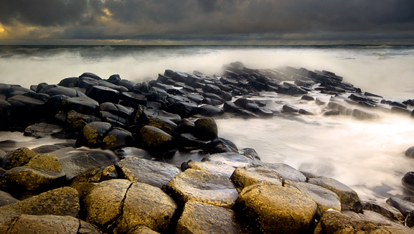 "Irlanda del Nord, Giant's Causeway. Foto di <a href=""http://www.myphotographyjourney.com/"" target=""_blank"">Simon Brown</a>,"