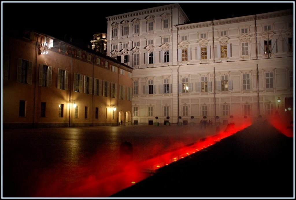 """Torino, Piazzetta Reale foto di <a href=""""https://www.flickr.com/photos/nuovoric/"""" target=""""_blank"""">Riccardo Serini</a>, licenza Creative Commons"""