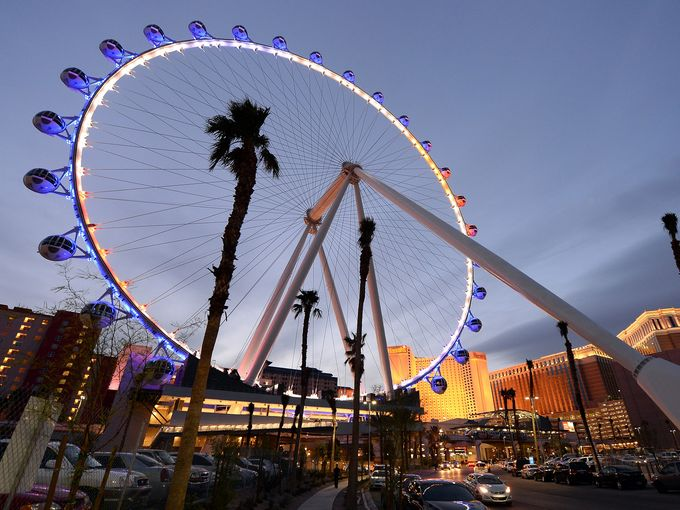Road trip 2015 - The Linq, Las Vegas