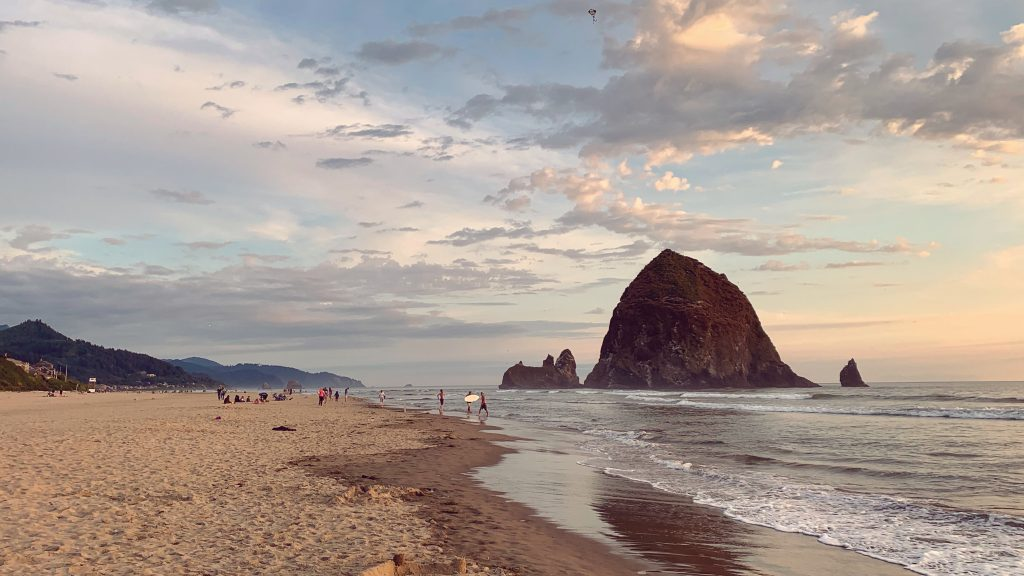 I Goonies - Cannon Beach