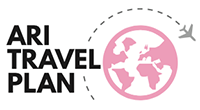 Arianna The Travel Planner Logo